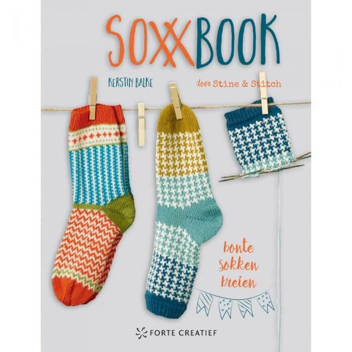 Sokken breien: Soxx book